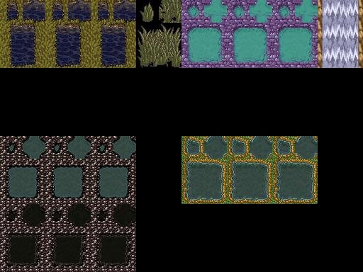 Tileset A1, A2, A3, A4, A5 TileA12-1