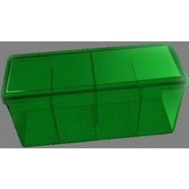 Cajas de Dragon Shield..en Alexandria Caja-4-espacios-acrilico-dragon-shield-verde_zps40a85dd5