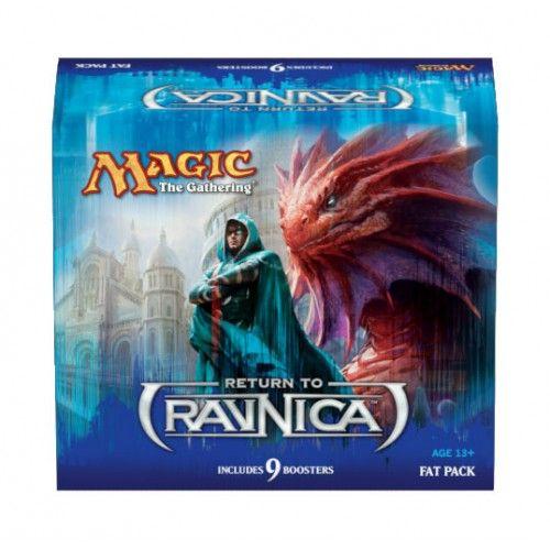 Viernes 5 de Octubre a la venta Ravnica en Alexandria Return-to-ravnica-fat-pack-1-500x500