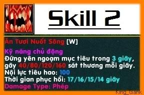 [Guide chọn lọc] Đồ Tể - James Hook Skill2