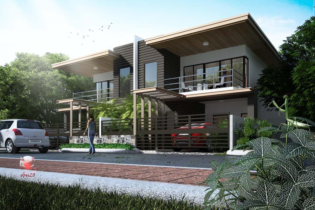 Duplex house for Duplex house design in philippines