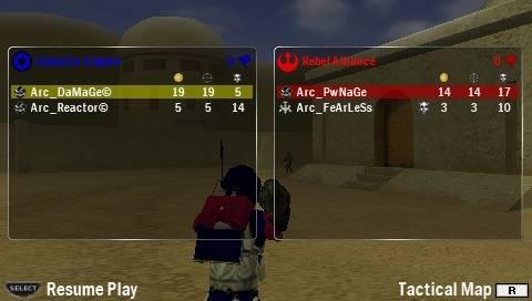 Arc Screen shots Screen11