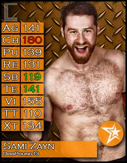 Three Way Match: Roman Reigns vs Sami Zayn vs Seth Rollins Sami%20Zayn_zpspawuecwo