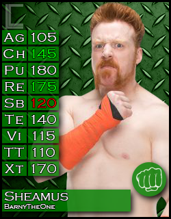 Extreme Rules Match: Sheamus vs Kevin Owens Sheamus_zps72c25fa6