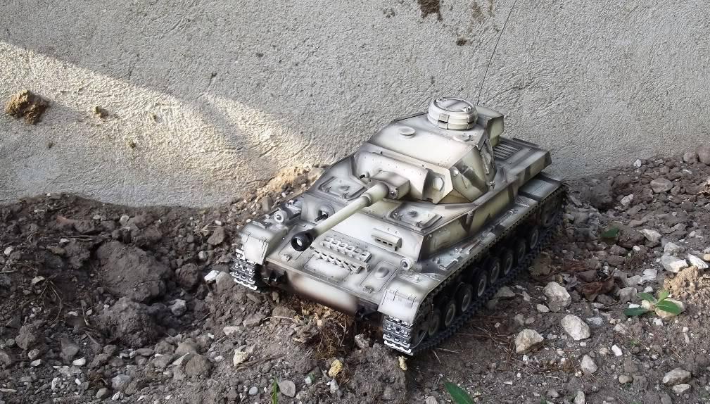 SLU Installation in a Panzer IV F2 ???????? Aec6d42c