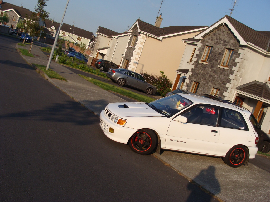 my ep82 starlet GT turbo 0043