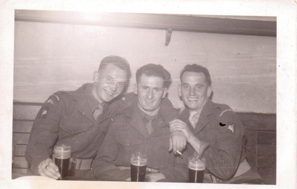 "Life and Times of Robert ""Spud"" Taylor ex 3 Para Image15"