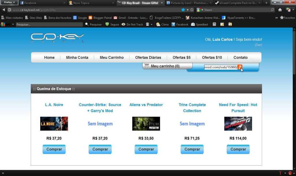 Como comprar games na Steam usando o Boleto Bancario Sfwfw013