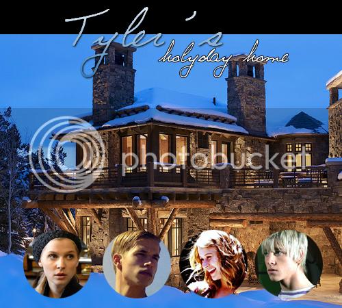 Casa de veraneo de los Tyler (una de esas tantísimas) || Bergen, Noruega. Tyler