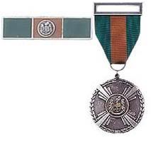 Medallas Ejercito de Colombia MV