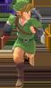 Link Wii