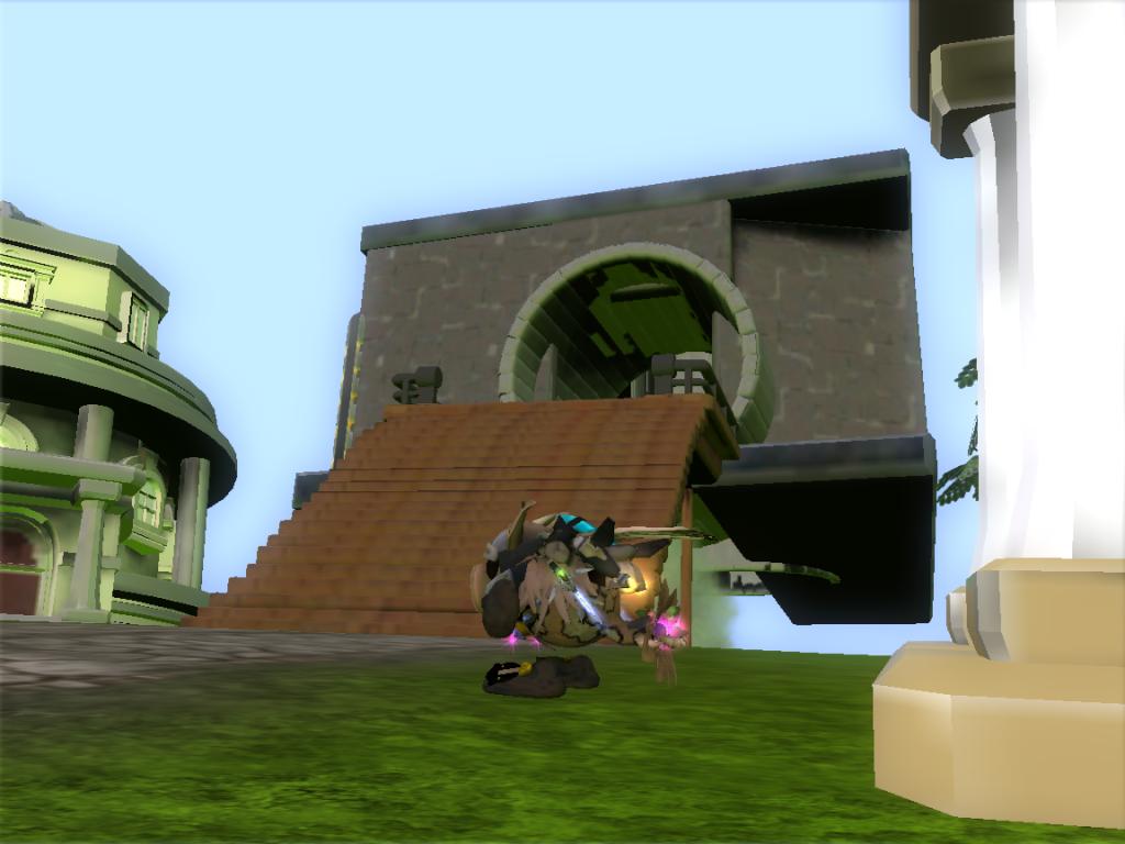Raybun Adventures Presenta: Un Nuevo Integrante! B78a598f