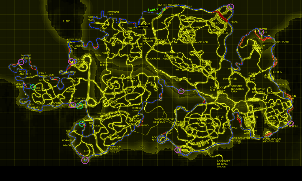 Nfs World Map Androidplay Store