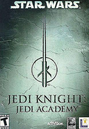 Jedi knight: Jedi Academy Jedi3