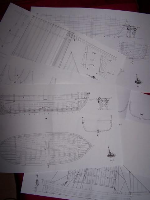 Le bateau de Lanvéoc 1/36 - modélisme d'arsenal,  100_5045