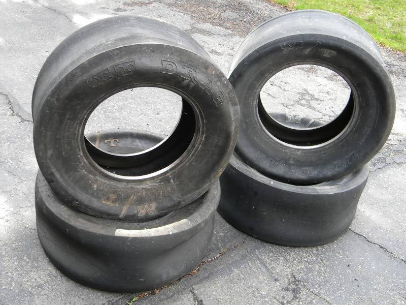 MT ET Drag Tires $10.00 Each ETDRAG