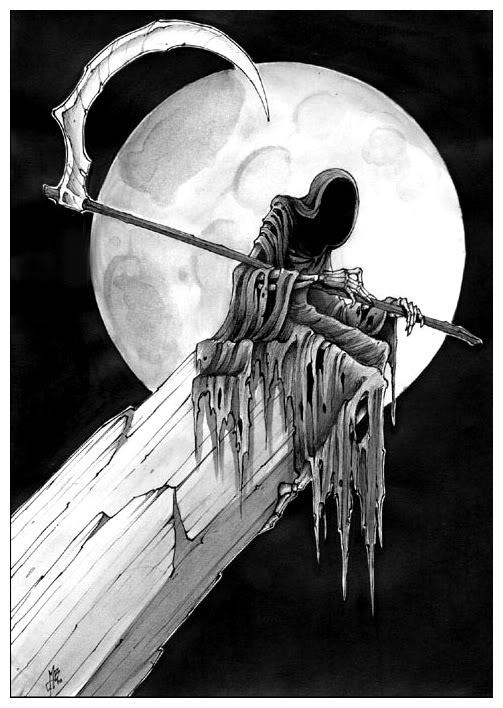 Tử thần | 死神 The_Reaper
