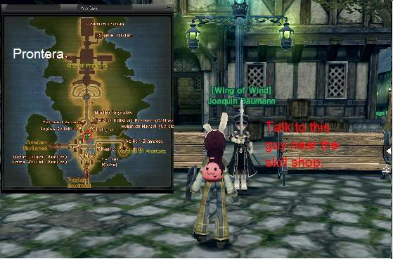 All About Towns, And How to Get There! Alfheim