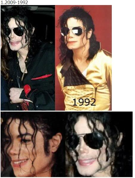 MJ=MJ=MJ - No imposter double living his life after 1993 MJ1