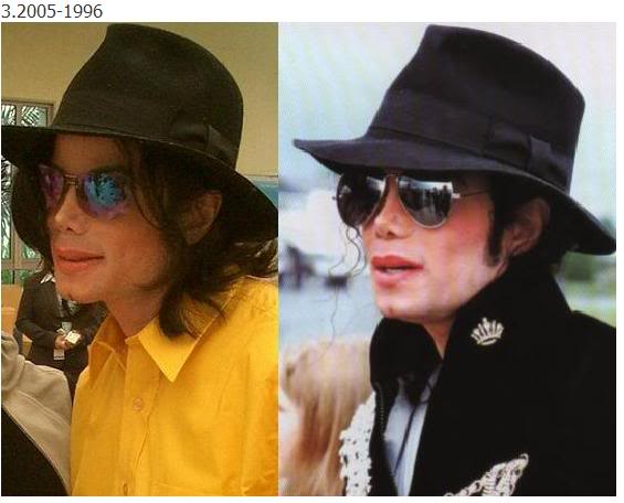 MJ=MJ=MJ - No imposter double living his life after 1993 MJ3