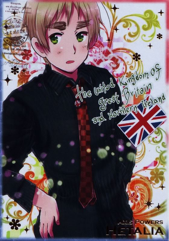 Hetalia Axis power Sp04-UK