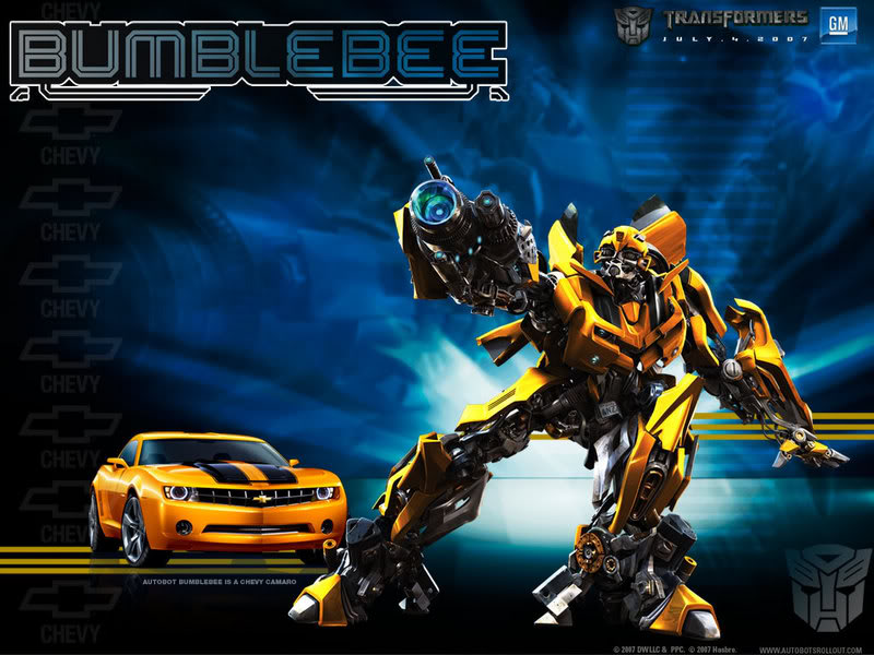 What do you drive? - Page 6 Bumblebee
