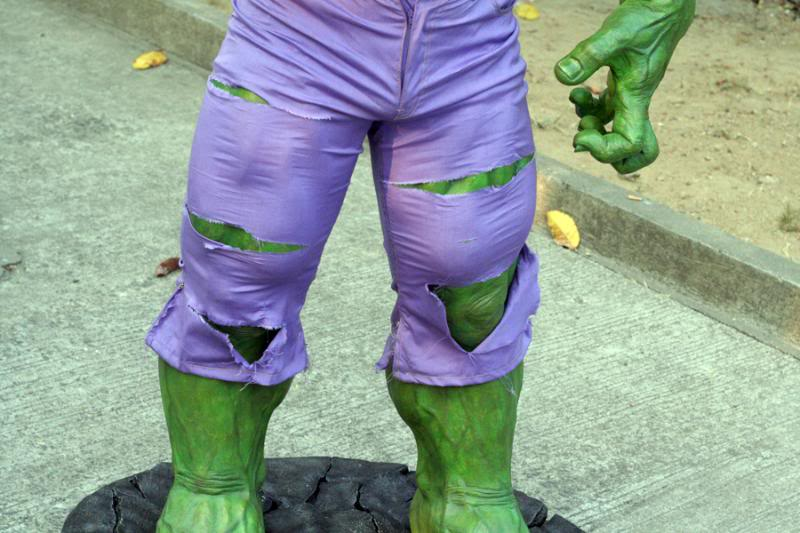 my collection 1/2 scale HULK has new pants, whats your opinion, better or worse?? - Page 2 IMG_9398