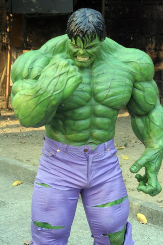 my collection 1/2 scale HULK has new pants, whats your opinion, better or worse?? - Page 2 IMG_9420