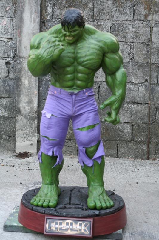my collection 1/2 scale HULK has new pants, whats your opinion, better or worse?? - Page 2 IMG_9512