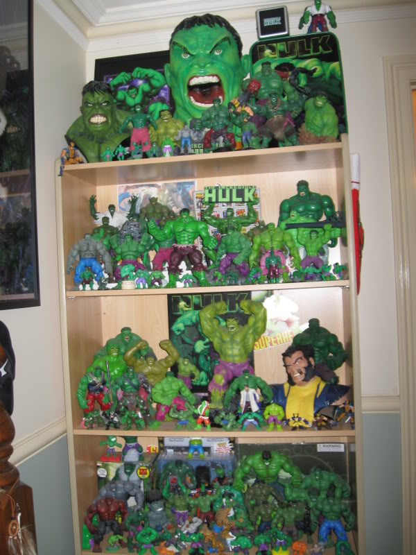 my collection 1/2 scale HULK has new pants, whats your opinion, better or worse?? Mumsengagement084