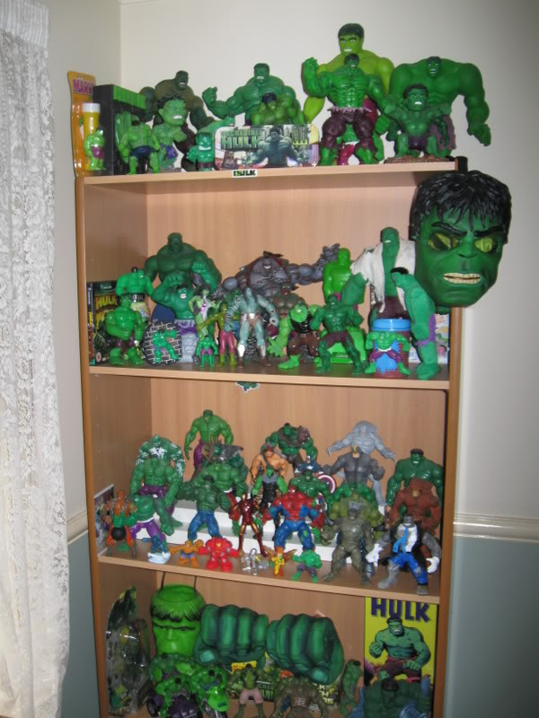 my collection 1/2 scale HULK has new pants, whats your opinion, better or worse?? Mumsengagement089