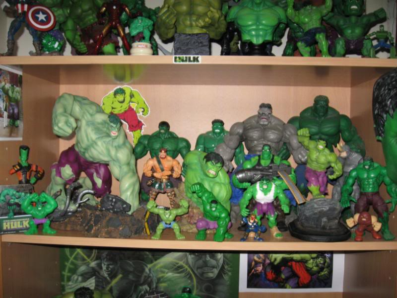 my collection 1/2 scale HULK has new pants, whats your opinion, better or worse?? - Page 2 Collection001