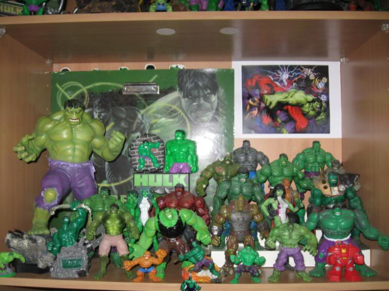 my collection 1/2 scale HULK has new pants, whats your opinion, better or worse?? - Page 2 Collection002