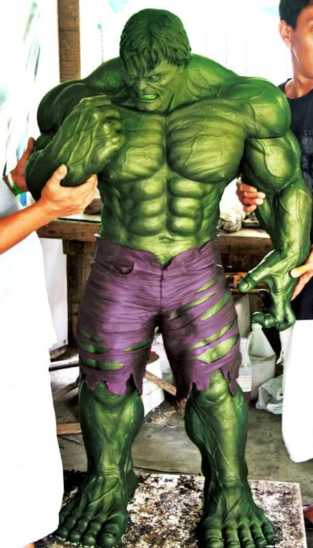 my collection 1/2 scale HULK has new pants, whats your opinion, better or worse?? - Page 2 Img9160