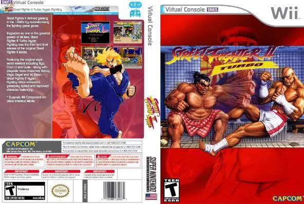 Street Fighter 2 Turbo Fighter STREETFIGHTERIITURBOVIRTUALCONSOLES