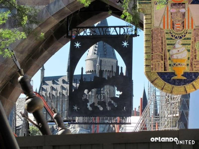 The wizarding world of hp construction pics IMG_2178