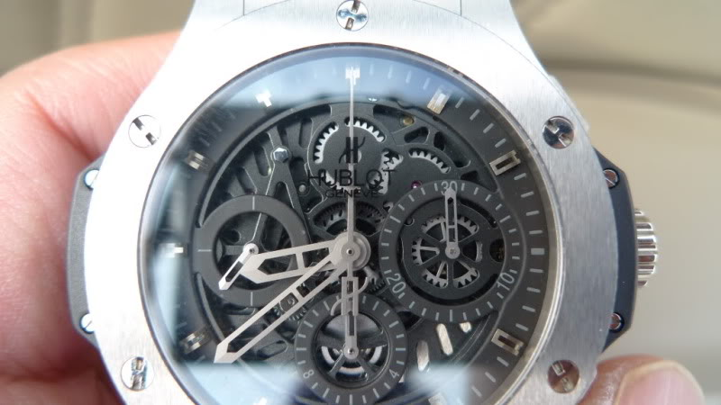 Vous avez déjà repéré une montre et .... Tosca-AeroBang
