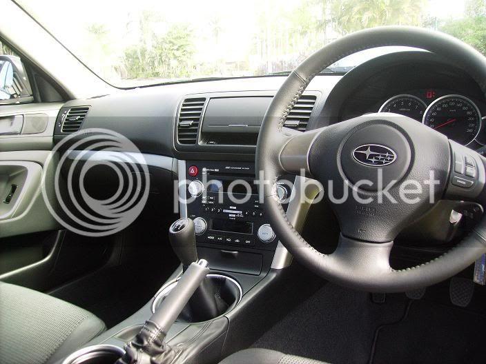 My 07' Subaru Liberty Liberty5