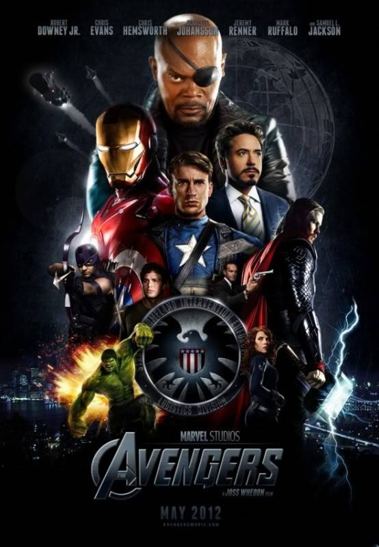 The Avengers Avengers-590x851