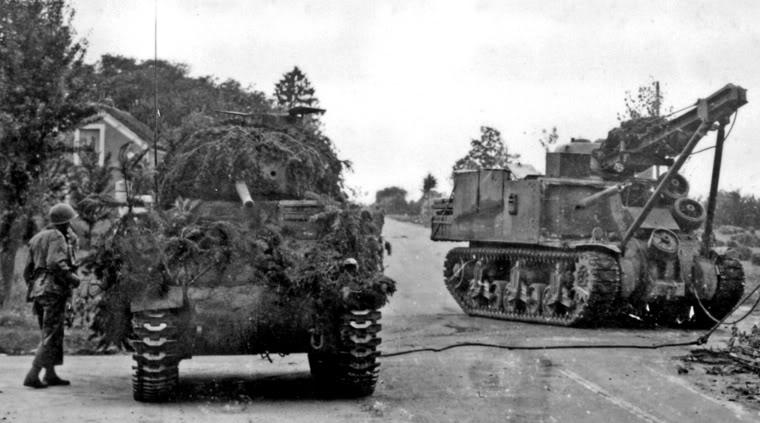 La Libération à Châlette Sur Loing et aux environs de Montargis - 1944  Paris6