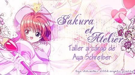 Sakura et Atelier~ CarteltallerCiW
