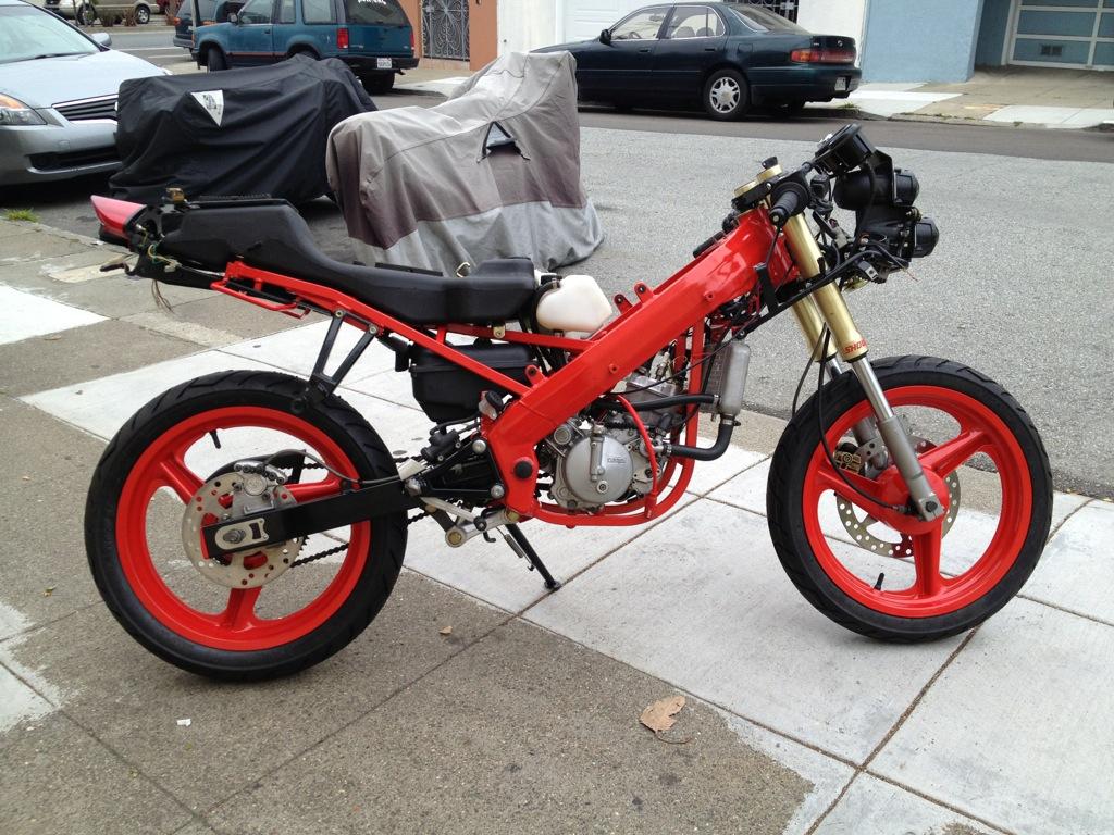 Derbi GPR 2000 - The Red Power In San Francisco File_zps36b126af