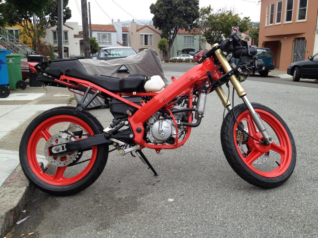 Derbi GPR 2000 - The Red Power In San Francisco File_zps6b72c6b8