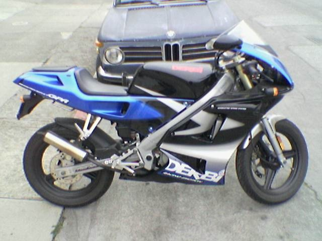 Derbi GPR 2000 - The Red Power In San Francisco File_zps820a20df