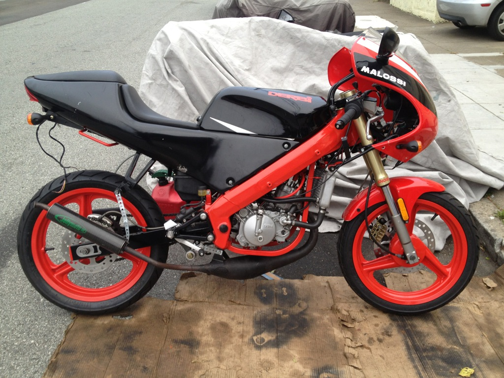 Derbi GPR 2000 - The Red Power In San Francisco File_zps955a8c4d
