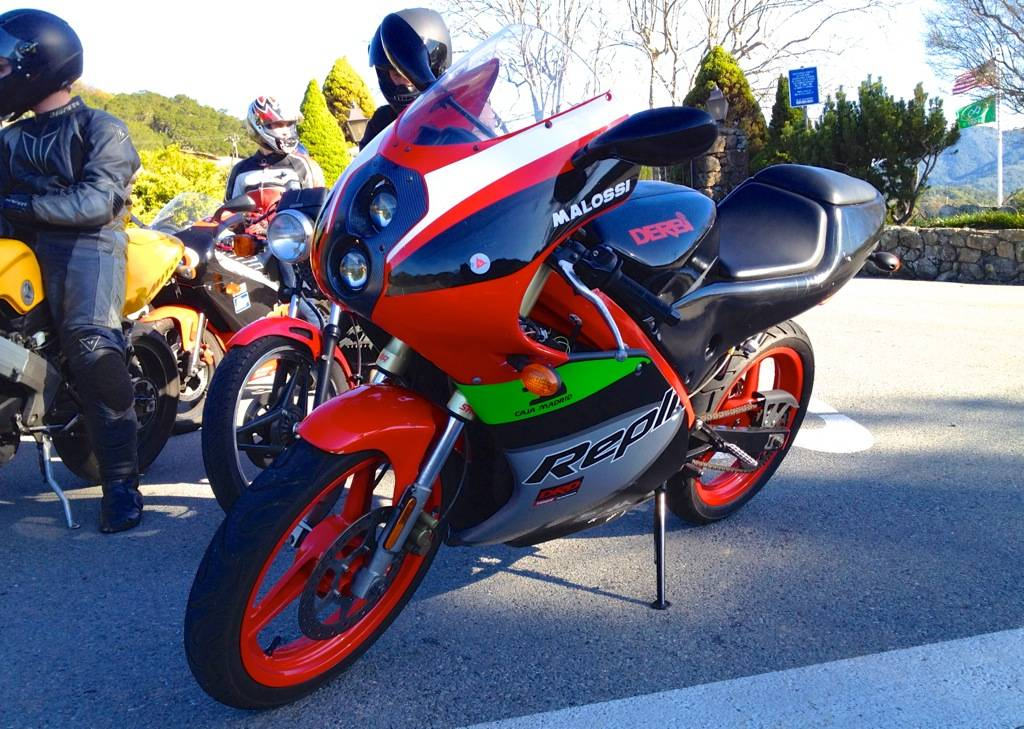 Derbi GPR 2000 - The Red Power In San Francisco File_zps0cfb988a