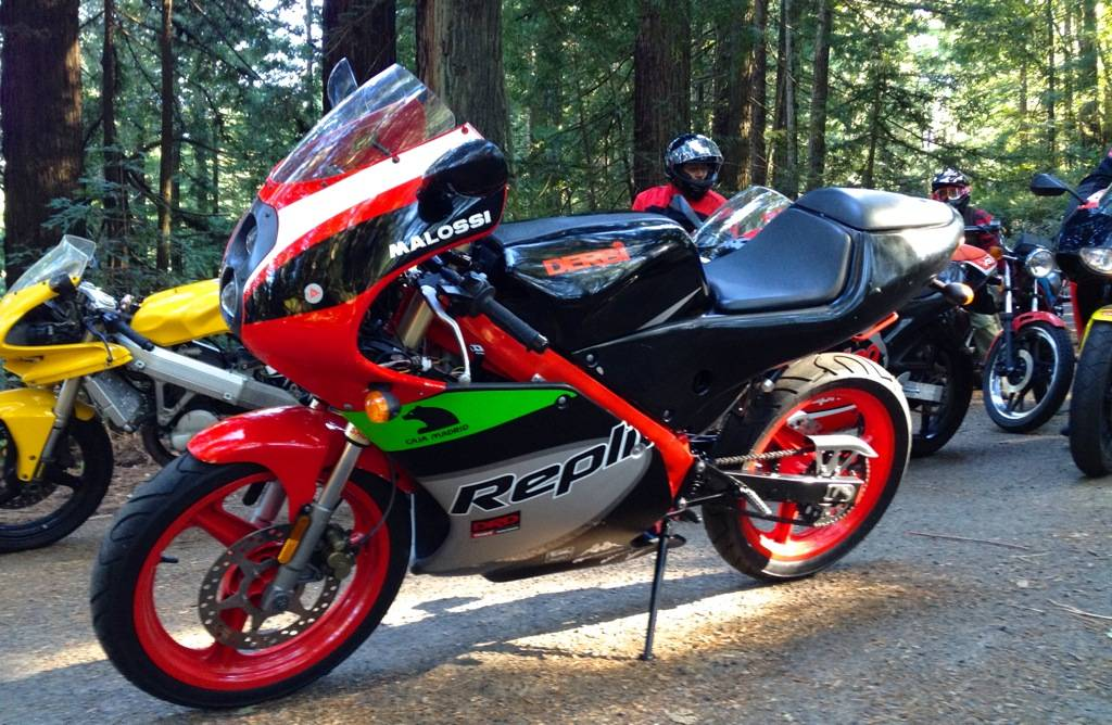 Derbi GPR 2000 - The Red Power In San Francisco File_zps7902d974