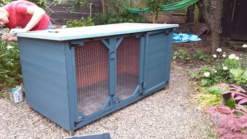 Compost Heap to Rabbit Residence. FINISHED Hutch_zps63a53b31
