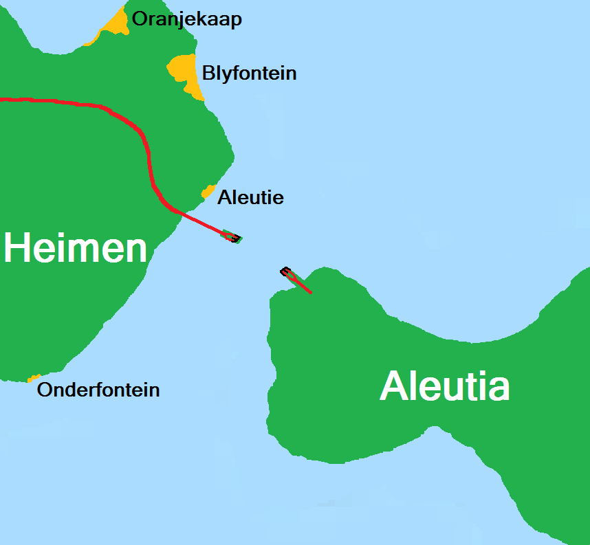 Aleutian Narrows Bridge  1-1