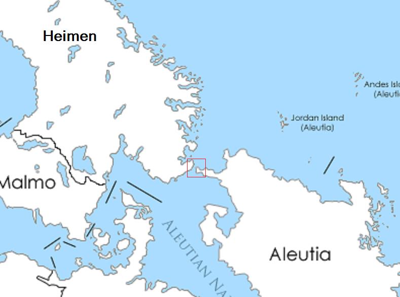 Aleutian Narrows Bridge  2-1